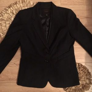 The Limited Collection Black Lined Blazer Size 12